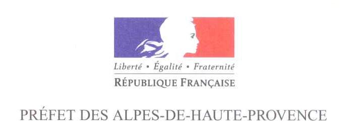 Préfecture des Alpes de Haute Provence