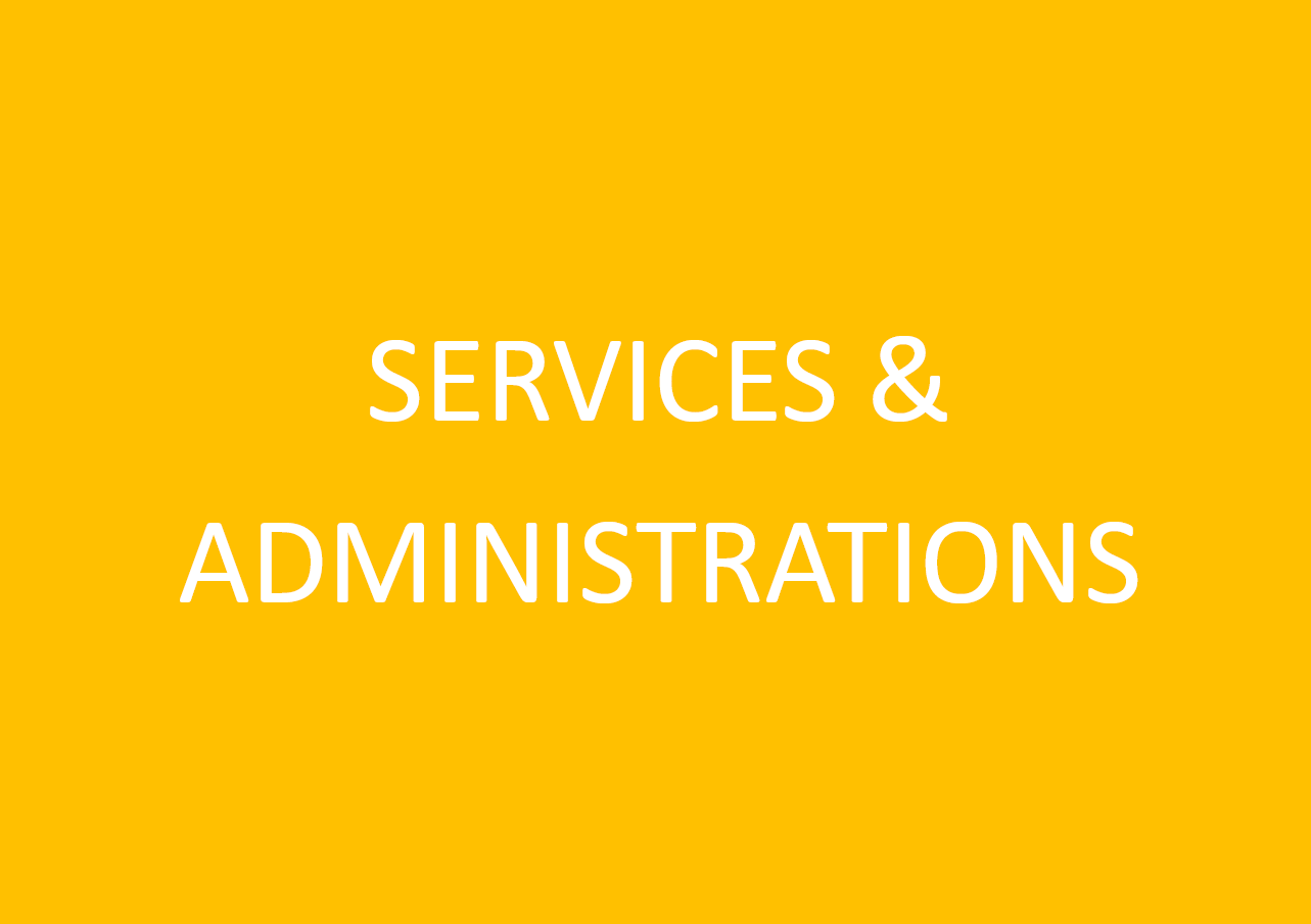 Services & Administrations